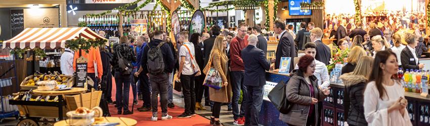 Wann warst du das letzte Mal auf der #Intergastra? Wir finden, jede:r sollte mal zur größten Gastronomie- und Hotellerie-Fachmesse in Stuttgart kommen. Warum lohnt sich der Besuch? - Du bekommst einen Gesamtüberblick über alle #Technologien und #Tr...