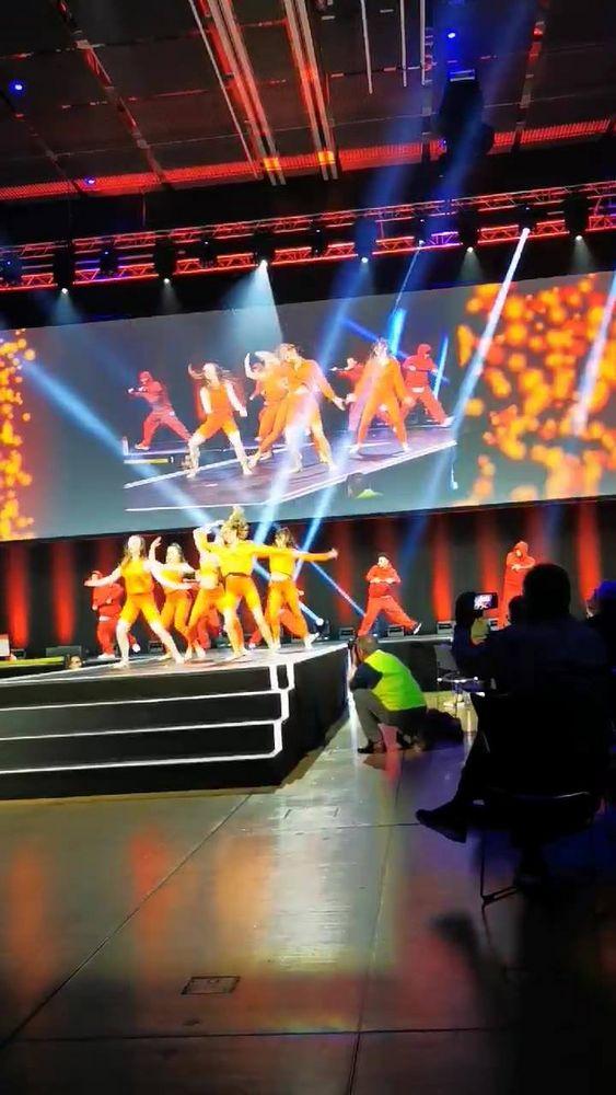 Fabian Hambüchen entzündet das olympische Feuer der IKA/Olympiade der Köche. ? Ein besonderer Moment für alle Teilnehmer und alle Menschen, die ihre weiße Jacke mit Stolz tragen. #IKA2020 #dabeiseinistalles #takingpartiseverything #intergastra2...