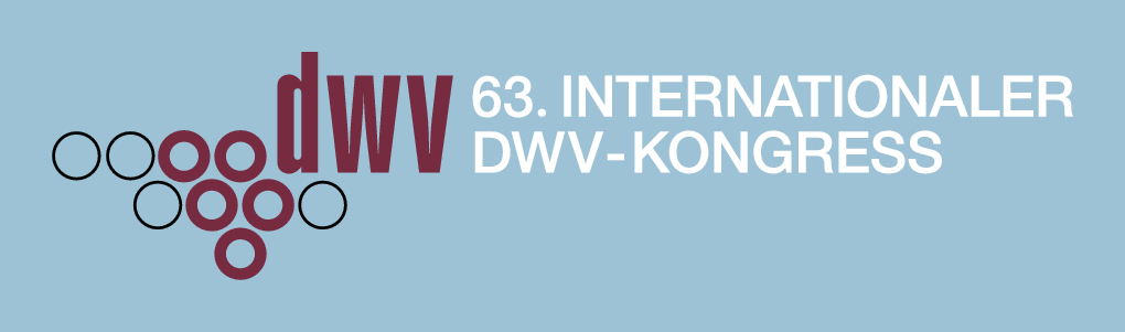 63. Internationaler DWV-Kongress