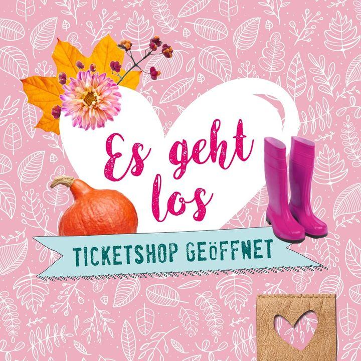 Endlich kann es losgehen: Sicher dir jetzt dein Ticket für den Stuttgarter MesseHerbst! ?  Vom 19. - 22. November auf der Messe Stuttgart mit großem DIY-Bereich auf der Spielemesse. ??   Mit einem Ticket erhältst du Zutritt zu allen paralle...