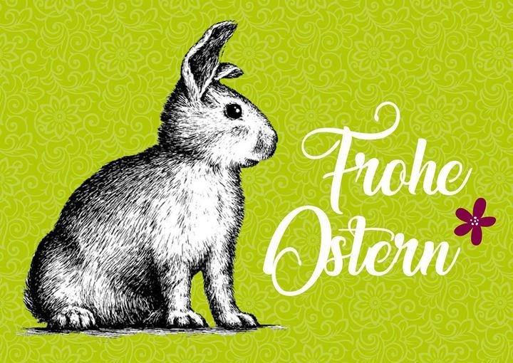 Lasst euch vom trüben Wetter nicht das Ostereier suchen verderben! Wir wünschen ein frohes Osterfest ?