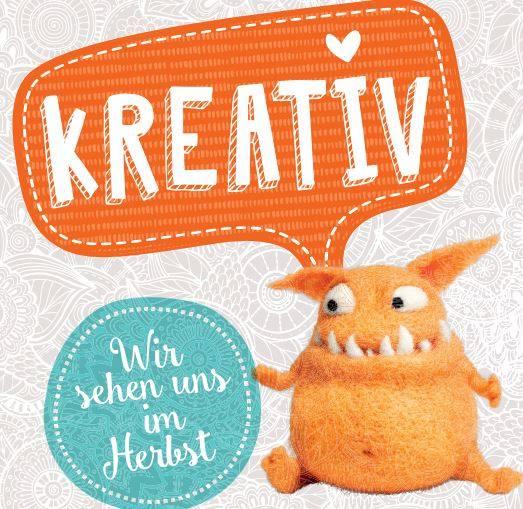 Die #kreativ18 im Frühjahr ist vorbei. Alle DIY-Fans sollten sich deshalb schon den nächsten Pflichttermin im Kalender markieren: Vom 22. bis 25. November findet die KREATIV beim Stuttgarter Messeherbst statt ?