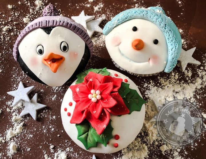 Mellis Tortenzauber weiß, wie man Cupcakes zu echten Hinguckern macht! Auf der #cakeit18 zeigt sie in einem ca. halbstündigen Workshop, wie Cupcakes kinderleicht weihnachtlich verziert werden können. Anmeldung unter MellisTortenzauber@gmx.de, Kosten...
