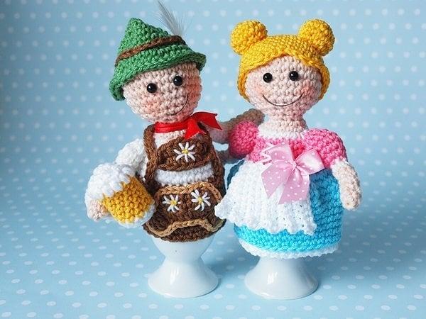 Mit zwei so zünftigen Eierwärmern wie Resi und Sepp von Frollein Häkelfein kann man sich ja nur aufs Volksfest freuen! Bei uns beginnt morgen auf dem Cannstatter Wasen die herbstliche Festsaison 2019 und wir freuen uns schon wieder auf den Duft von...