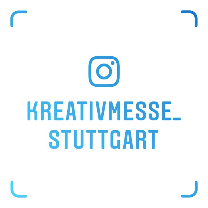 Uns gibt's jetzt auch auf Instagram! Um die schönsten Messe-Impressionen und DIY-Ideen zu sehen, scannt einfach den Nametag oder sucht nach kreativmesse_stuttgart ? Wir freuen uns, wenn ihr eure Projekte und Messeeindrücke unter #kreativ20 mit uns...