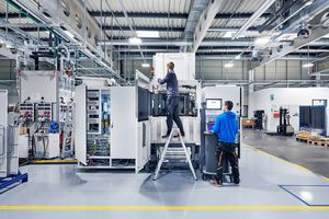 EOS expands its production capacity for industrial 3D printers and opens new plant