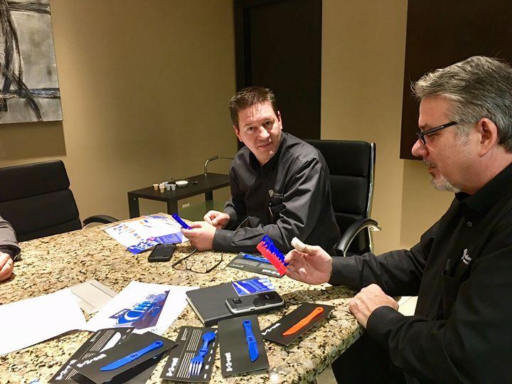 Tag 1 unserer Nordamerika-Tour:  Gestern waren wir bei CAMM Canadian Association of Mold Makers, dem kanadischen Werkzeugbau-Verband, zu Gast. Und wer weiß? Vielleicht wird es ja sogar einen kanadischen Gemeinschaftsstand zur #MEX2019 geben? ;-)  Ansc...
