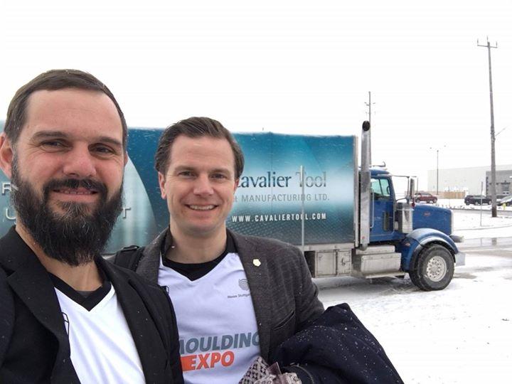 """Und einmal mehr heißt es: """"MEX on tour""""! Diese Woche sind wir auf der gegenüberliegenden Flußseite der Motorcity Detroit unterwegs. Genauer gesagt: Wir erkunden das größte Werkzeugbau-Cluster Nordamerikas in Windsor/Ontario (Kanada) mit über 200..."""