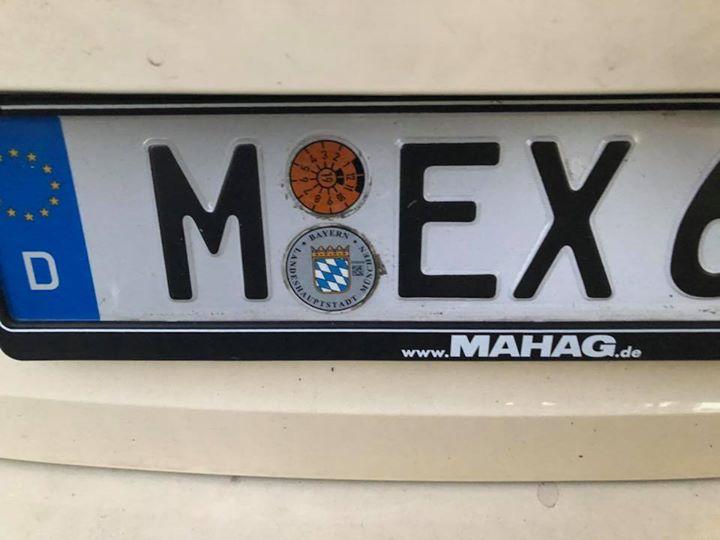 Das nennen wir mal echte MEX-Liebe. Kann da noch jemand mithalten?
