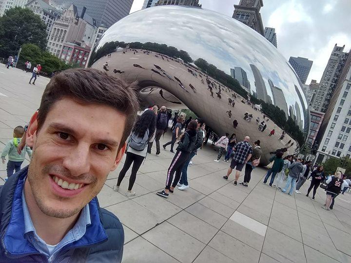 Florian Schmitz auf Studienreise in den USA mit dem Bundesverband Modell- und Formenbau. Tägliche Updates!