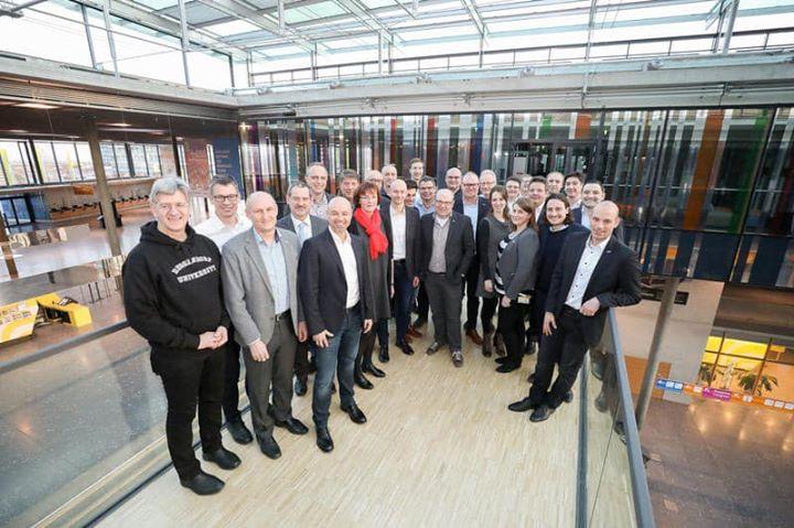 """Gestern wurde die Genossenschaft """"Marktspiegel Werkzeugbau"""" auf der Messe Stuttgart gegründet. Wir freuen uns sehr, dass die MOULDING EXPO als Sponsor an dieser großartigen Initiative mitwirken wird! ?"""