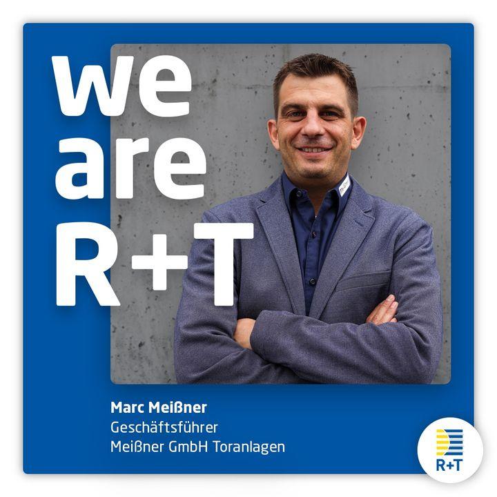 """""""Wir freuen uns bei jeder R+T darauf, alte Bekannte und neue Gesichter zu treffen sowie die positiven Reaktionen auf unsere bahnbrechenden Innovationen für die Tortechnik zu sehen. Unter den aktuellen Bedingungen wäre eine R+T, wie wir sie kennen, je..."""