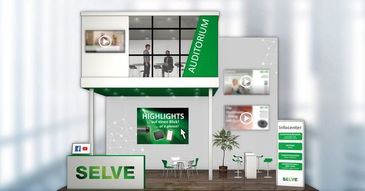 At R+T digital 2021, SELVE GmbH & Co. KG will have a lot of new things to discover in the field of SmartHome and drives for roller shutters and escape routes. Look forward to new videos and daily live sessions. The SELVE trade fair team will be availab...