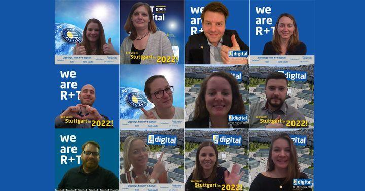 """Nach vier Live-Tagen der R+T digital blicken wir zurück auf viele Gespräche innerhalb und mit der Branche, tolles Live-Programm, spannende und inspirierende Innnovationspreisträger und auch sowas wie """"Fast-Messe""""-Erlebnisse!  22.000 Besucher war..."""