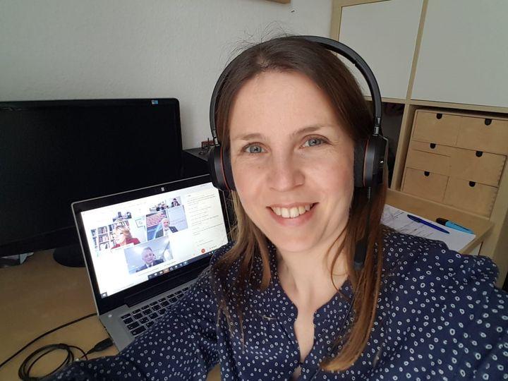 In den vergangenen Tagen hat Melanie Brenner aus dem R+T-Projektteam an der Frühjahrsdelegiertenversammlung und der Fördermitgliederkonferenz des Bundesverband Rollladen + Sonnenschutz e.V. teilgenommen. Dort hat sie über die Ergebnisse der #rtexpod...
