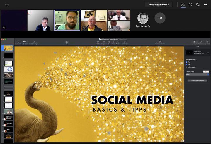 Erfolgreiches Online-Seminar: Der Bundesverband Rollladen + Sonnenschutz e.V. (BVRS) veranstaltete am 1. Oktober 2021, dem ursprünglich geplanten ersten Tag der Corona-bedingt abgesagten Frankfurter Haupttagung 2021, ein digitales Vortrags-Programm mi...