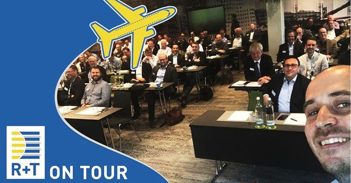 Gestern traf sich die Torbranche in Düsseldorf zur Mitgliederversammlung des BVT - Verband Tore: Es war schön, viele Gesichter der #rtexpo zu sehen! Wir sind dankbar, dass wir mit dem BVT so einen tollen Partner an unserer Seite haben!
