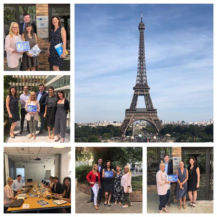 Zwei spannende und inspirierende Tage in Paris liegen hinter uns. Mit unseren französischen Medienpartnern L'Echo de la Baie, Stores et fermetures, Technic'Baie/Actibaie, VMA und Verre & Protections Magazine konnten wir uns über die Entwicklungen d...