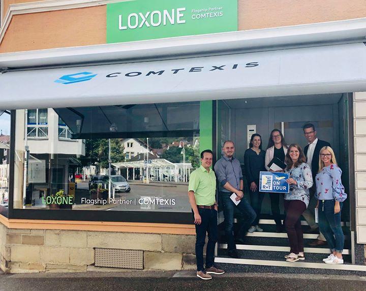R+T on Tour - Dieses Mal im schönen Besigheim bei Comtexis, dem ersten Loxone Flagship Partner in Deutschland. In ihrem Show Home konnten wir die Zukunft des intelligenten Wohnens hautnah erleben und sind begeistert! Vielen Dank für die Einladung, Co...