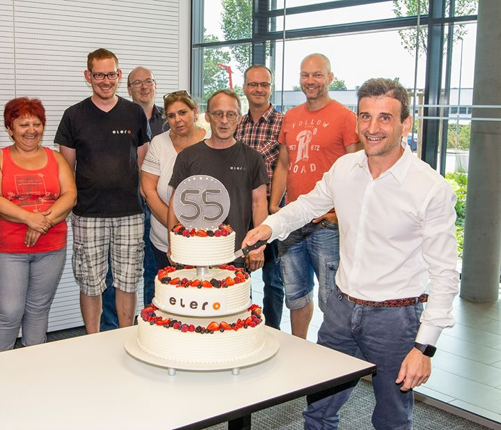 Happy birthday, elero Hausautomation! ???