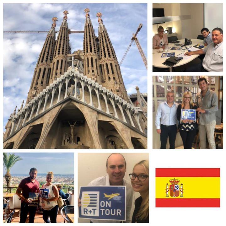 Wir waren mal wieder #onTour! Die letzten beide Tage haben wir unsere spanischen Mediapartner getroffen und uns über die bevorstehenden Kooperationen zur R+T 2021 ausgetauscht. Es waren tolle und vor allem interessante Tage mit euch Interempresas, PRO...