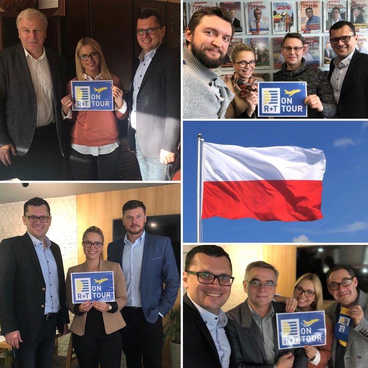 Es geht Schlag auf Schlag - und wir waren schon wieder #onTour: Für die Gespräche mit unseren polnischen Medienpartnern sind wir diese Woche nach Warschau gereist. Vielen Dank für die inspirierenden Meetings mit euch: Forum Branżowe, Osłonysłonec...