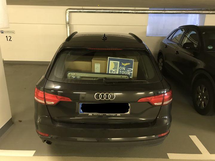 Das Auto ist beladen, der Kofferraum voll! Es kann losgehen ? zur 59. Haupttagung in Garmisch-Partenkirchen des Bundesverband Rollladen + Sonnenschutz e.V. ! Wir freuen uns auf viele bekannte Gesichter und tolle Gespräche! Was sich wohl in den Kart...
