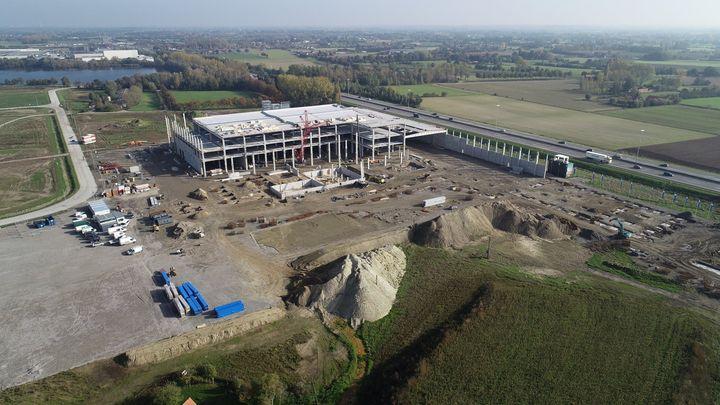 Experience Center im Bau: Im Frühjahr 2019 erfolgte der erste Spatenstich, seitdem rollen die Bagger - Renson errichtet  in Nazareth, unweit vom Hauptsitz des Unternehmens im belgischen Waregem, ein Outdoor Experience Center. Bereits ab 2021 soll der...