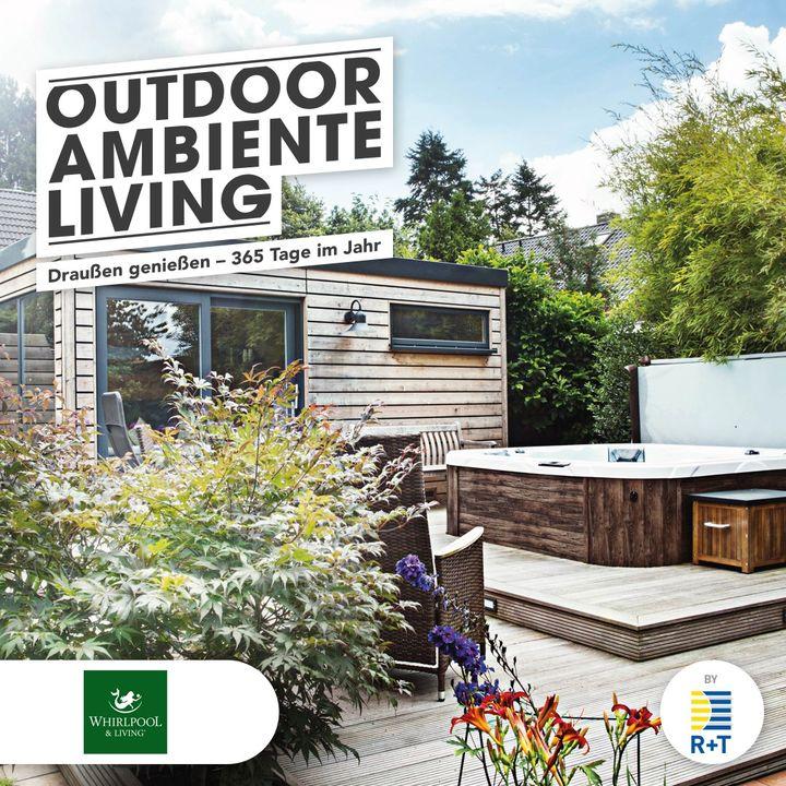 Die Produkte von Whirlpool & Living GmbH boten den Besuchern ein weiteres Highlight: Wer schon immer von der eigenen Wohlfühloase im Haus oder Garten geträumt hat, konnte sich diesen Wunsch direkt vor Ort erfüllen und sich fachkundig beraten lassen....