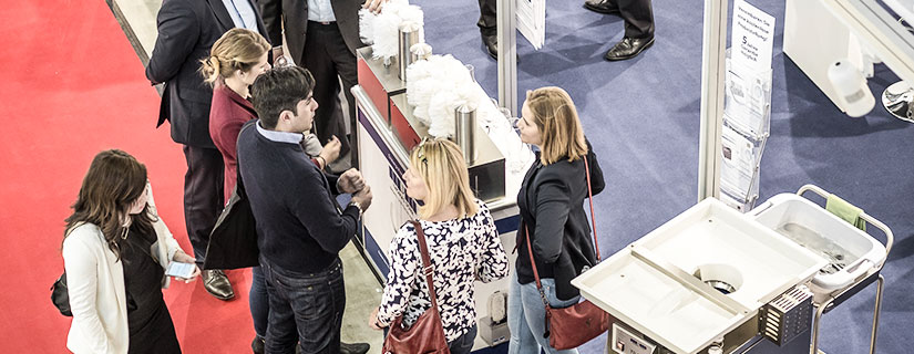 Three steps to becoming an exhibitor