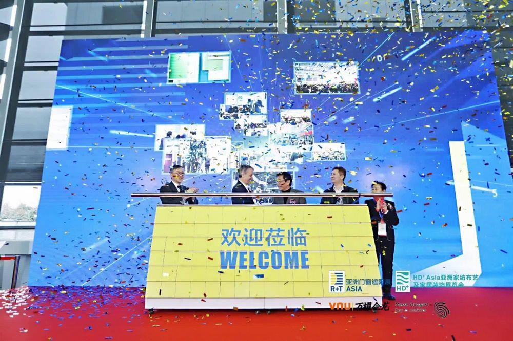 Das Team der #rtexpo sendet Euch liebe Grüße aus Shanghai, denn unsere R+T Asia 2019 ist in vollem Gange! Die rund 642 Aussteller freuen sich über beachtliche Besucherzahlen und qualitativ absolut hochwertige Gespräche. Unsere somit 15. Ausgabe der...