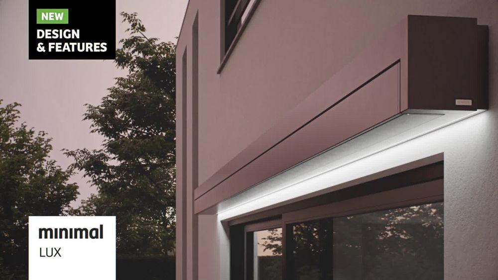 Mit Stolz präsentiert HAROL sun protection, roller shutters, outdoor living & garage doors bei der R+T digital 2021 die neue Gelenkarmmarkise Lux. Schaut vorbei und seht euch auch die anderen Kollektionen und Markisen von HAROL an. --- HAROL sun prote...