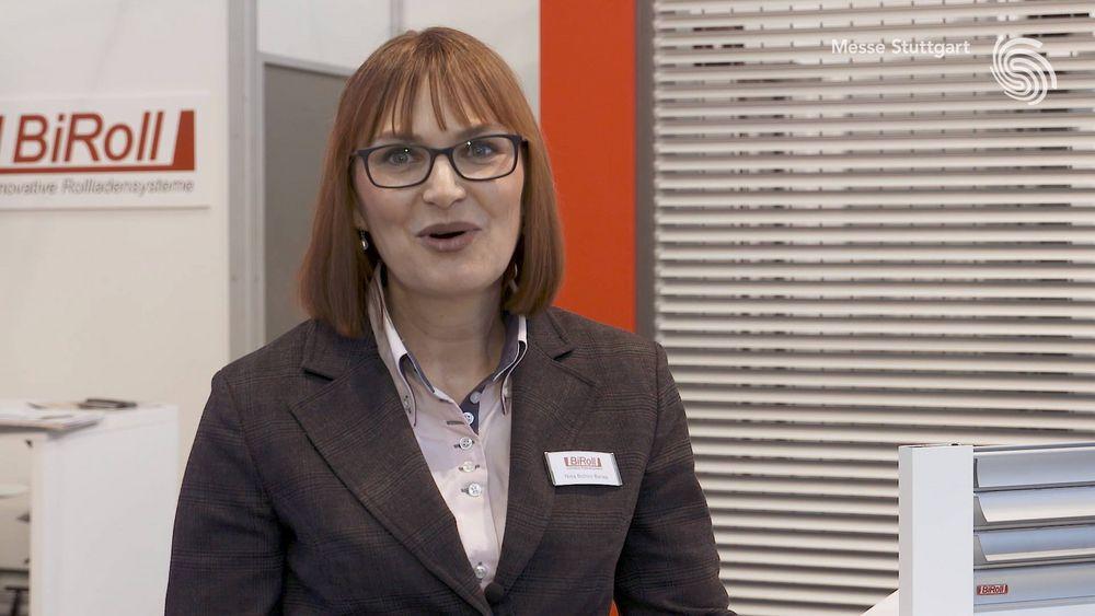 Die #rtexpo gilt auch für die BiRoll GmbH als Pflichttermin. ? Dass sich die Teilnahme auch in diesem Jahr erneut gelohnt hat, bestätigt Nina Bichler-Barwa als Geschäftsführerin in diesem Interview! ?