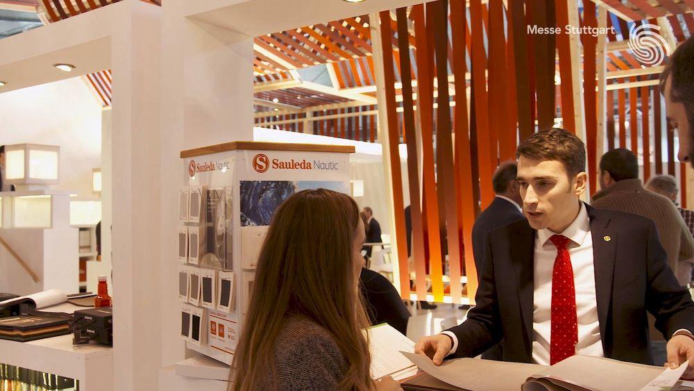 Auch für Sauleda war die #rtexpo 2018 ein voller Erfolg! ?? Was die Weltleitmesse für das Unternehmen so besonders macht, berichtet Euch Geschäftsführer Josep M. Sauleda in diesem Beitrag! ?