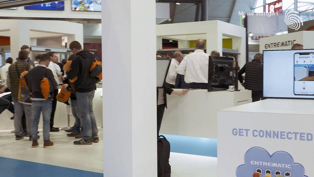 Der Auftritt der Entrematic Germany GmbH kam rundum gut bei den Besuchern der #rtexpo 2018 an. ?? Martin Tittes, Sales Manager Germany, berichtet Euch in diesem Video, was er an dem geballten Know-how in Stuttgart besonders schätzt. ?