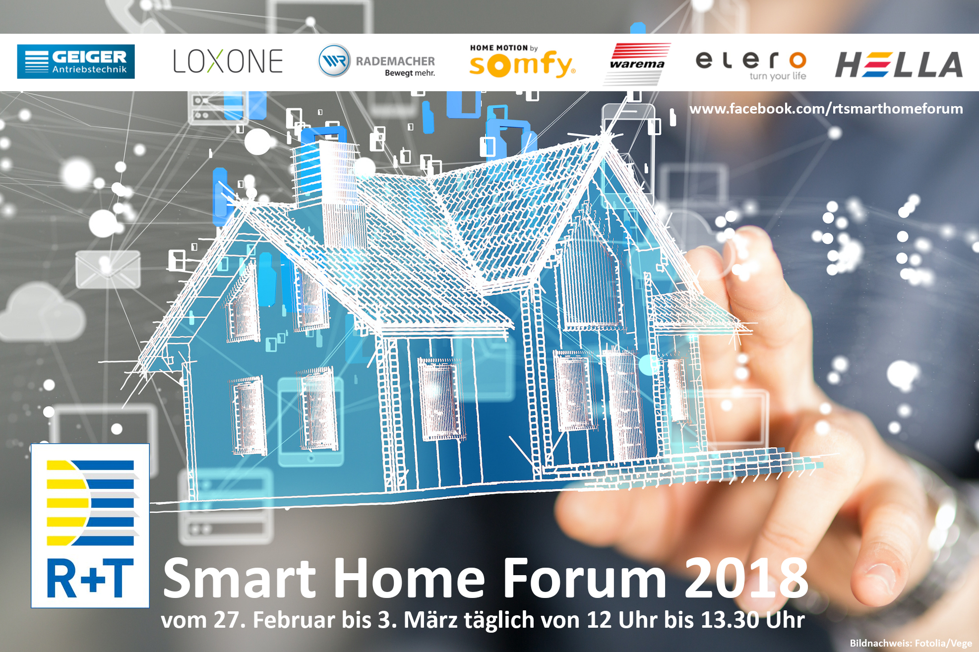 R+T Smart Home Forum