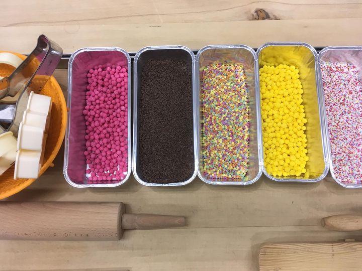 Auch für die kleinen Bäckerinnen und Bäcker ist gesorgt. In der Kinderbackstube in Halle 1 ist kreatives Backen während der SACHSENBACK angesagt. Unser Projektteam hat es schon ausprobiert! ?