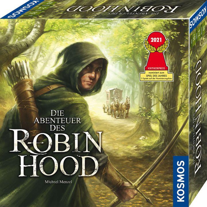 Sieger des Lernspielpreis des Monats Juli 2021: Die Abenteuer des Robin Hood ? England im Hochmittelalter: Die Grafschaft Nottingham leidet unter dem bösen Prinz John. ? Ihr schlüpft in die Rollen von Robin Hood und seiner Gefährten. ? Geme...