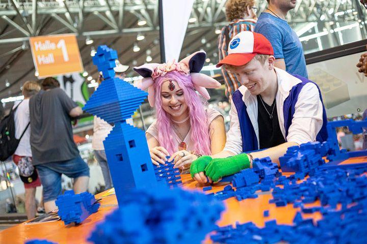 Good news für alle Comic Con TicketinhaberInnen: Alle, die ein Ticket für 2020 oder 2021 haben, können die Spielemesse 2021 kostenfrei besuchen! ? Ihr möchtet das Angebot nutzen? Schickt im Vorfeld einen Screenshot eures Comic Con-Tickets an die...