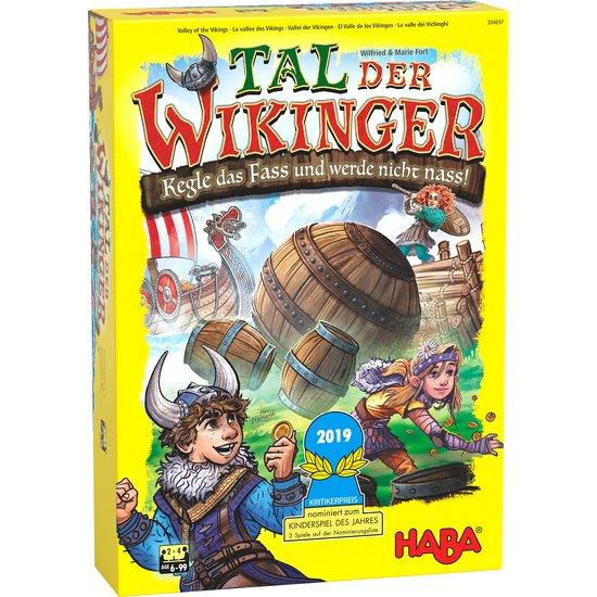 """Das Kinderspiel des Jahres steht fest! Gewonnen hat den Preis das """"Tal der Wikinger"""" von HABA.  Wir gratulieren und sind schon ganz gespannt, es auf der #spielemesse19 auszuprobieren. ?"""