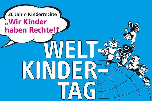 Fröhlichen Weltkindertag an alle großen und kleinen Rabauken da draußen!  ⚽️?????♂️???⛹️♀️????? Zum Weltkindertag gibt es tolle Aktionen für Kinder und Kinderrechte in und um Stuttgart. W...