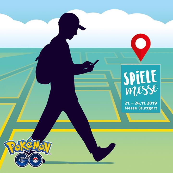 Denkt ihr darüber nach, auf die Spielemesse zu kommen? Jetzt gibt es noch einen weiteren Grund dafür! Wir haben uns mit Pokémon GO Deutschland zusammengetan, um Trainern folgende Boni in Stuttgart bieten zu können:  ✅Reguläre Lockmodule halte...