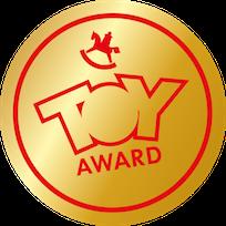 Gestern wurde mit den ToyAwards eine der wichtigsten Auszeichnungen in der Spielwarenbranche in fünf Kategorien verliehen. Innovative Bauklötze, eine Abenteuerbox oder lustige Ballons sind unter den Preisträgern. Herzlichen Glückwunsch!