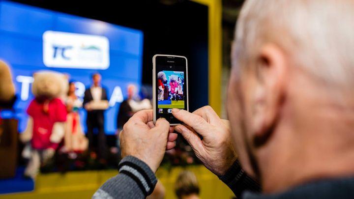 Ladet Euer Smartphone 📱 auf - es gibt freies #WLAN auf dem Messegelände! #TCLeipzig