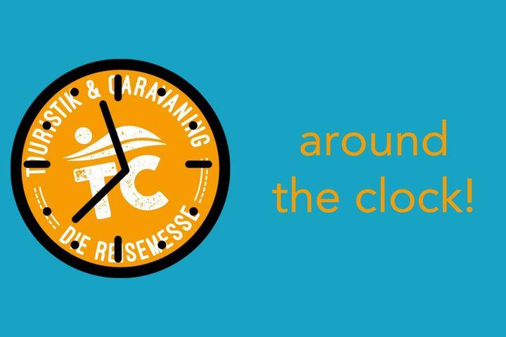 Mehr Zeit für Messe - das ermöglichen wir allen TC-Besuchern zukünftig mit unseren Öffnungszeiten: Denn ab diesem Jahr hat die TC fünf Tage lang rund um die Uhr geöffnet! Freut euch auf das unbegrenzte Messeerlebnis und Urlaubsfeeling 24/5 im Nov...