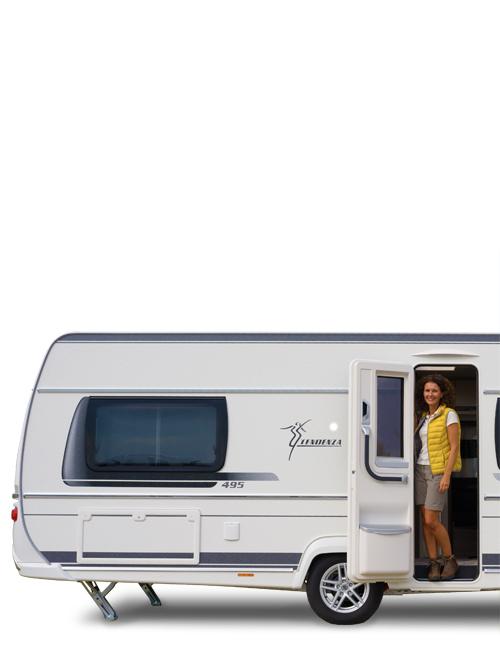 Volles Hookup Camping