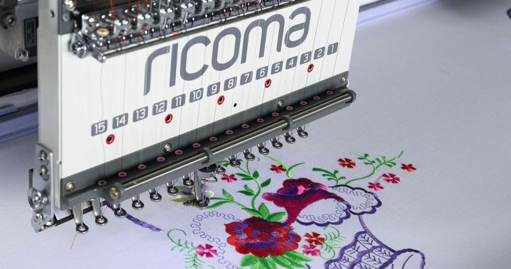 """--- TV #TecStyleVisions exhibitor 2020 ---  On stickereibedarf.de """"everything revolves around embroidery!"""" From the needle to the embroidery machine - here you get everything the embroidery business needs. stickereibedarf.de is the official distributor..."""