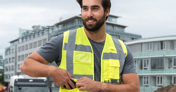 --- TV #TecStyleVisions exhibitor 2020 ---  Korntex GmbH is a specialist for refinable HiViz clothing in the areas of workwear and corporate fashion. Discover warning vests, jackets & co. in over 20 colours and sizes from XXS to 7XL at stand 1C71  (Hal...