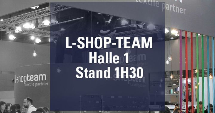 --- TV #TecStyleVisions exhibitor 2020 --- Germany's biggest textile wholesaler L-SHOP-TEAM GmbH presents its new catalogue concept at TV TecStyle Visions! Inform yourself about the concept, assortment and services of L-SHOP-TEAM and get a little surpr...