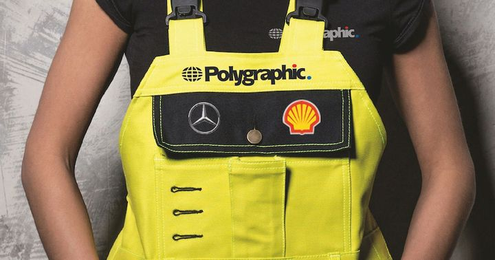 --- TV #TecStyleVisions exhibitor 2020 --- Polygraphic is an international supplier of high quality and innovative heat transfers and badges, to brand your workwear and protective clothing. The production refers to industrial washable, stretch, reflect...